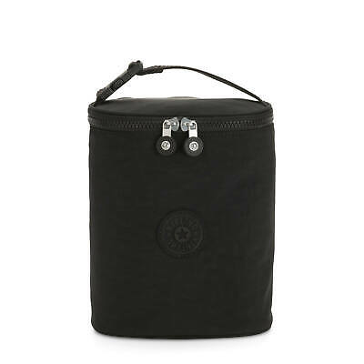 Kipling Baby Bottle Case Insulated Travel Case Black Noir