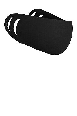 5 PACK Face Mask Black Adjustable Face Cover Facemask Cloth Mask Ships from USA