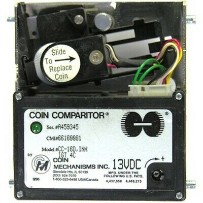Coin Comparitor CC-16D, INH, IGT 4C Upright (66160081)