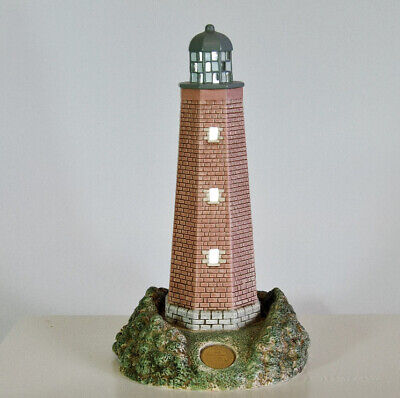 Lefton Historic American Lighthouse Collection Old Cape Henry, Virginia LE 1995