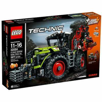 LEGO Technic 42054 - CLAAS XERION 5000 TRAC VC - New sealed / Neuf scellé