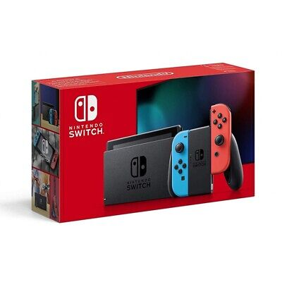 Nintendo Switch Neon 2019 + Subscripción 90 Días + Cod. Gratis Super Kirby Clash