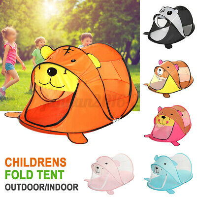 Animal Play Tent Outdoor Indoor Children Playhouse Toys Baby Portable House Kids