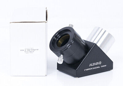 "Altair Astro 2"" Mirror Diagonal With Compression Ring & 1.25"" adaptor"