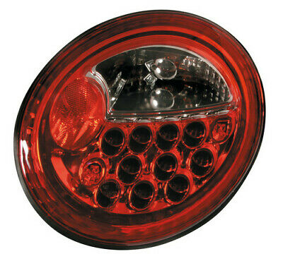 "Cp.fari Pos""performance-led"" Vw Beetle 98->, Rosso"