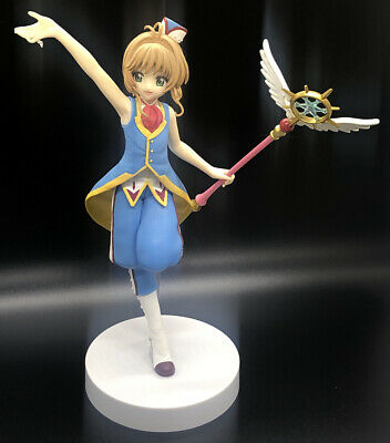 Cardcaptor Sakura: Clear Card Sakura Kinomoto 8.3-Inch Collectible PVC Figure
