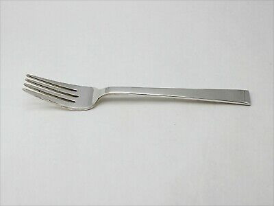 "International Continental Sterling Silver Salad Fork - 6 5/8"" - No Monogram"