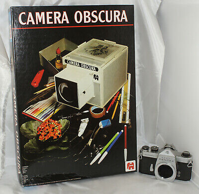1978 Camera Obscura Kit made by Jumbo SEALED in Original Box