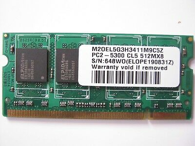 4GB 2x2GB PC25300 DDR2 667MHz LAPTOP SODIMM for Acer Aspire 7220 NEW