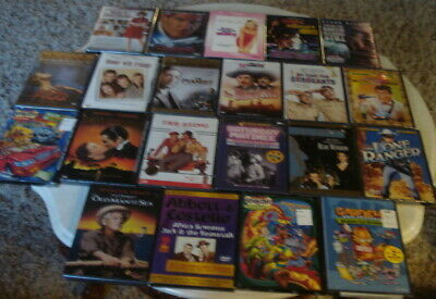 New Dvd Movies-Classic- Kids And Others- U-Pick From 21 Movies ( Lot E)