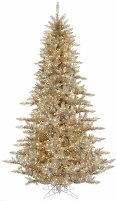 Vickerman Champagne Fir Christmas Tree, K166376