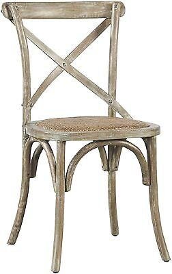 Sloane Elliot Parisian Bistro Chair, Weathered Finish, Set of 2