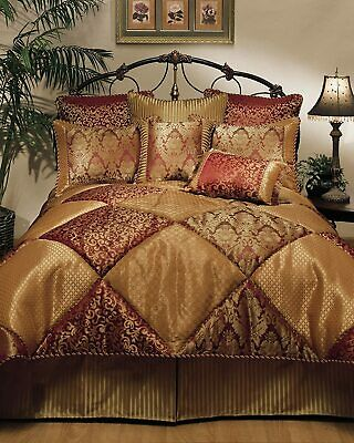 Sherry Kline 8-Piece Chateau Royale Comforter Set, California King