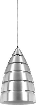 Kirch Lighting Rodervre Pendant Lamp, Silver
