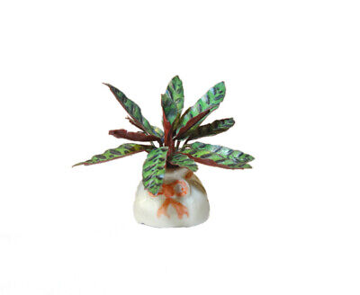 Dollhouse Artisan Palm Tree Floor Plant Wilhelmina 1:12 Doll House Miniature