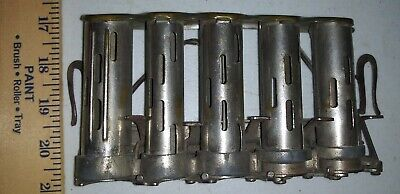 Train Conductor's Mcgill 5 Barrel High Speed Coin Changer Jl Galet