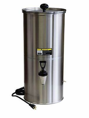 Grindmaster Cecilware BD505SS 5 Gal Hot Water Dispenser Electric Coffee Tea  '18