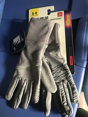 New Womens Under Armour Infrared Glove Size Small