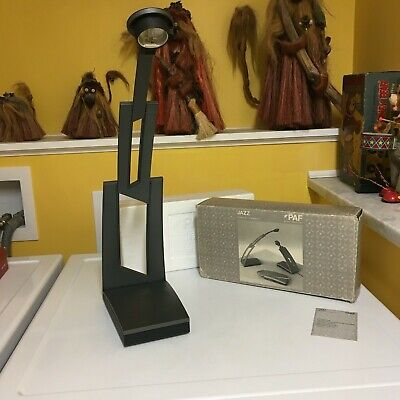 VINTAGE PORSCHE DESIGN 2nd GENERATION DESK JAZZ LAMP IN GREY W/BOX! REALLY NICE