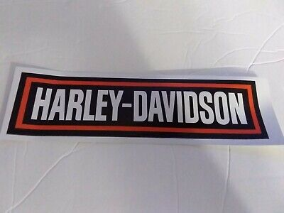 Harley Davidson Vinyl Decal Sticker