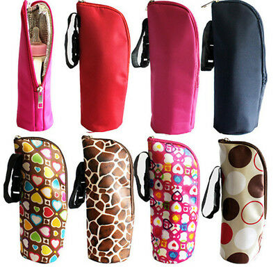 Baby Bottle Protector Useful Bags Home Polyester Bottle Bag Accessories L