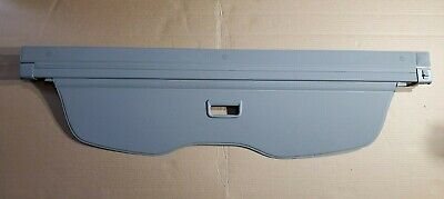 2004-2010 VW Volkswagen Touareg Cargo Privacy Trunk Shade Cover Grey OEM