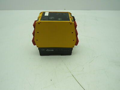 IFM Efector G1502S Safety Switch Relay 24VDC