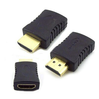 HDMI Connector Male to Mini HDMI Female Adapter Converter for 1080P HDTV Cable