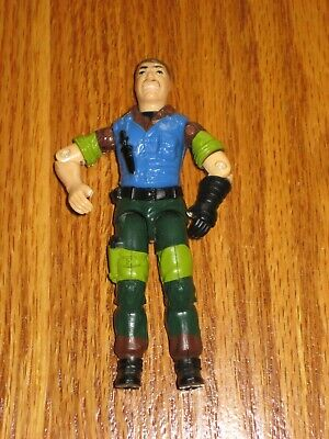 Tight Joints        C8.5 Very Good GI Joe Body Part 1984 Mutt       Legs
