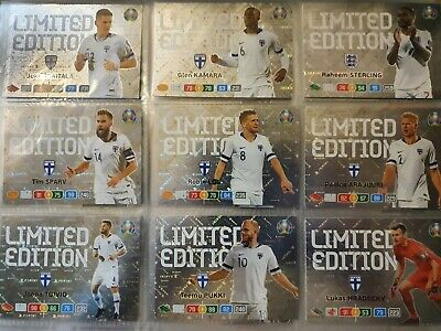 Panini Adrenalyn XL Uefa Euro 2020 Limited Edition XL or XXL