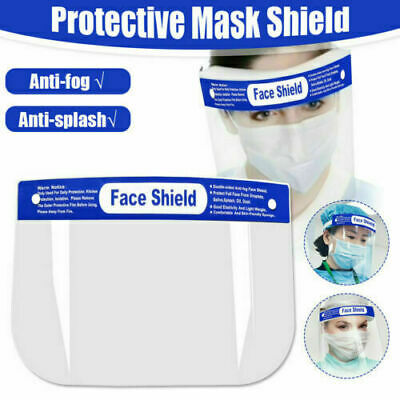 Anti-fog Empty Top Cap Full Face Splash proof Face Protective shield hat