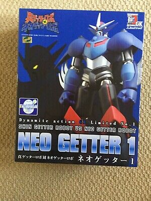 Dynamite Action GK Limited No 1 Neo Getter 1 Action Figure New