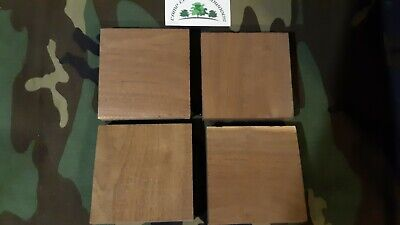 "Duck Call Wood Blanks 1-3//8/"" diameter with 5//8/"" center hole #602"
