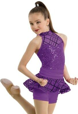 Adult M L  CLEARANCE BUTTERFLY Hip Hop Jazz Tap Dance Costume Girls CM
