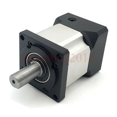 Nema23 Planetary Gearbox Precision Gear Head Geared Speed Reducer for Stepper