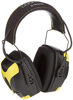 Honeywell 1034491 Howard Leight Casque Antibruit Impact Pro Industriel Earmuff,