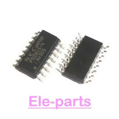 10 PCS PS2801-1 SMD HIGH VOLTAGE SOP PHOTOCOUPLER NEW