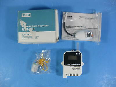 T and D Wireless Data Recorder -- RTR-505-MA -- New