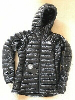 North Face Black Summit L3 Down Hoodie – Women's Large - Preowned with Tags