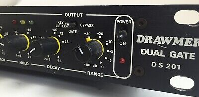 Drawmer DS201 2 Channel Dual Noise Gate -Used