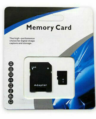 Mini SD Card 128GB Class 10 micro sd With Adapter