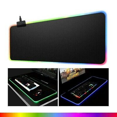 31.5 X 11.8 Inch Long Non-Slip Rubber Base Mice Pad Stitched Edges Mousepad Extended Large Mouse Mat Desk Pad Multicolored Bokeh Photo Gaming Mouse Pad XL