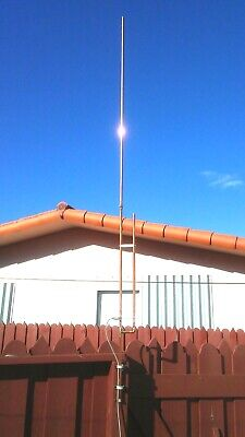 Low Power J-Pole Antenna For Fm Broadcast Band