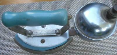 Antique Coleman Instant Light, Gas Iron Reconditioned Model No.4