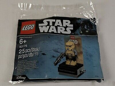 LEGO Star Wars 40176 Scarif Stormtrooper Polybag New Free Ship