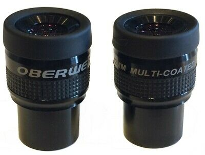 "Oberwerk 16mm 1.25"" 65-Degree AFOV Telescope Eyepiece"