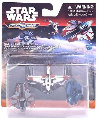 Micro Machines Star Wars Droid Fighter 2015-2017