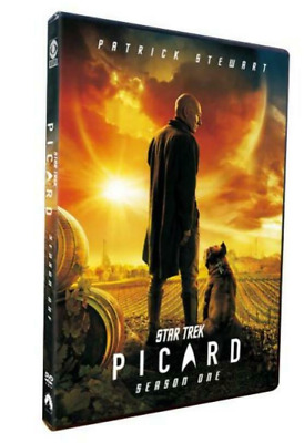 Star Trek: Picard Season 1 ( 3 DVD )  2020 tv show NEW !!!