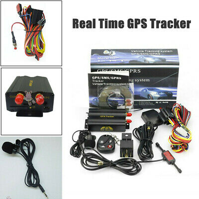Universal Real time GPS Tracker Auto Tracking Device System Anti-theft Locator
