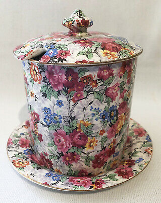 Chintz Lord Nelson Ware MARINA - 11 Pieces!  504